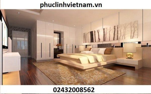màu sắc thảm trải phù hợp với phòng ngủ